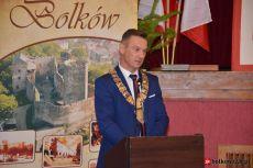 Radni złożyli ślubowanie. Jacek Płaszewski przewodniczącym Rady Miejskiej w Bolkowie